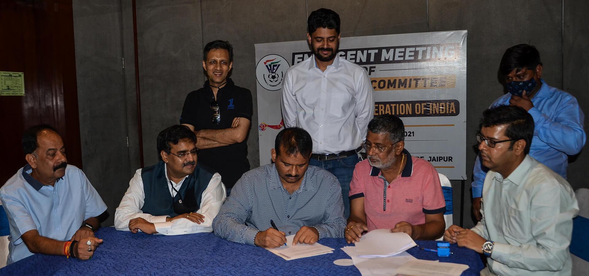 Bluesport Grabs Rights for Women's Handball League